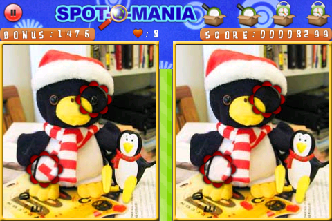 Screenshot Spot-O-Mania