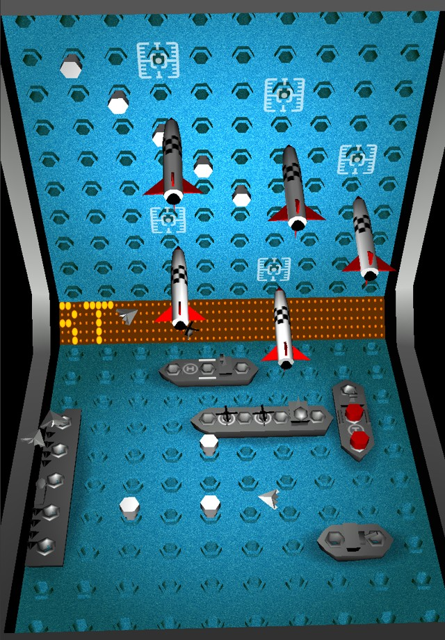 Screenshot War Ships 3D – Online Battle