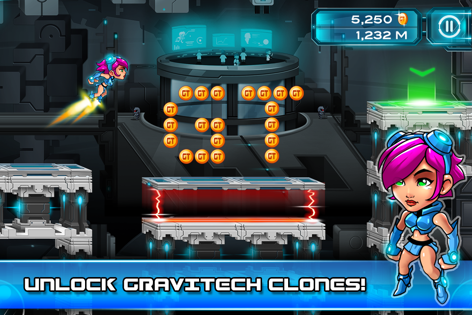 gravity guy 4 player games online